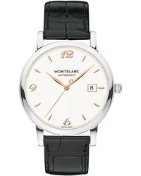 Montblanc - Star Classique Automatic Watch - Lyst