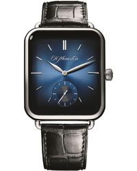 H. Moser & Cie - Swiss Alp Small Seconds Watch 38.2mm - Lyst