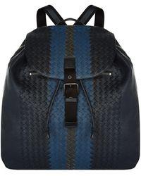 Bottega Veneta - Club Intrecciato Backpack - Lyst