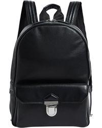 5d1f256c8a Lyst - Vivienne Westwood Africa Plaid Backpack in Black for Men