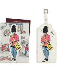 Cath Kidston - 25th Birthday Guard Passport Holder And Luggage Tag - Lyst