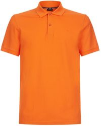 J.Lindeberg - Troy Polo Shirt - Lyst