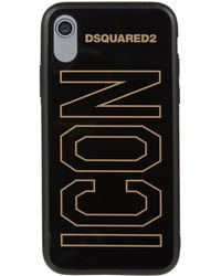 DSquared² - Icon Iphone X Case - Lyst