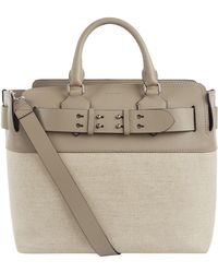 Burberry - Medium Belt Bag - Lyst