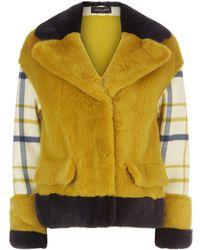 Piazza Sempione - Mink Fur Jacket - Lyst