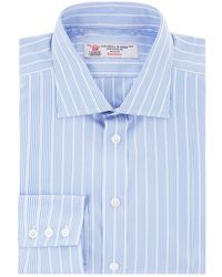 Turnbull & Asser - Striped Shirt - Lyst