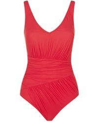 Gottex - Ruched Swimsuit - Lyst