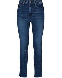 PAIGE - Margot Super High-rise Jeans - Lyst