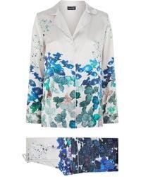 Meng - Silk Pyjama Set - Lyst