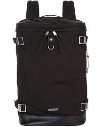 Saint Laurent - Canvas Rivington Backpack - Lyst