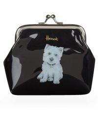 Harrods - Westie Puppy Coin Purse - Lyst
