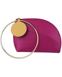 ROKSANDA - Leather Eartha Clutch Bag - Lyst