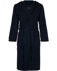 BOSS - Logo Robe - Lyst