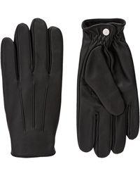 Sandro - Classic Gloves, Black, 1 - Lyst