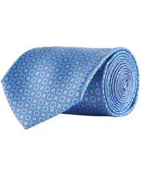 Stefano Ricci - Silk Macro Diamond Printed Tie - Lyst