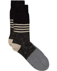 Pantherella - Colour Block Socks - Lyst