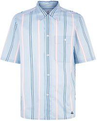 Vivienne Westwood - Fez Pyjama Stripe Shirt - Lyst