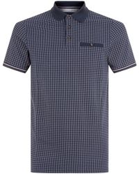 Ted Baker - Pezze Printed Shirt - Lyst