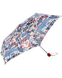 Harrods - Pretty City Umbrella - Lyst