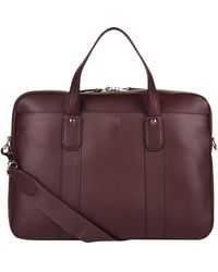 Dunhill - Leather Hampstead Briefcase - Lyst
