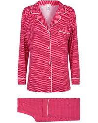 Eberjey - Northern Stars Pyjama Set - Lyst