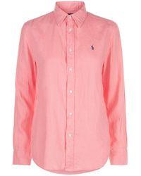 Polo Ralph Lauren - Relaxed Fit Shirt - Lyst