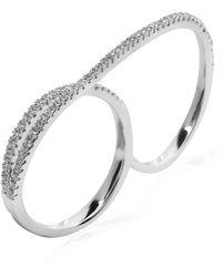 Carat* - Cali Millennium Ring - Lyst