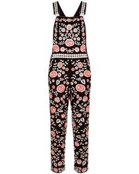 Needle & Thread - Cherry Blossom Jumpsuit - Lyst