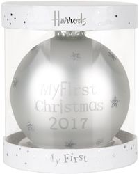 Harrods - My First Christmas Bauble 2017 - Lyst