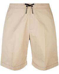 Sandro - Drawstring Chino Shorts - Lyst