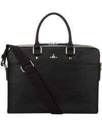 Vivienne Westwood - Saffiano Zip Around Backpack - Lyst