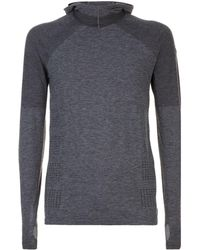 adidas - Ultra Running Hoodie Shirt - Lyst