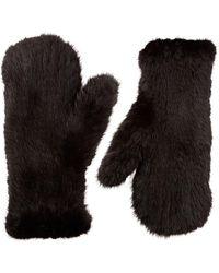 071af02b2 Women's Moncler Gloves Online Sale - Lyst