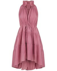 Loup Charmant - Patmos Tiered Dress - Lyst