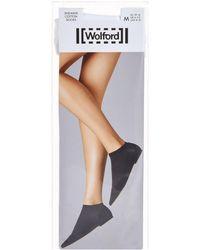 Wolford - Sneaker Socks - Lyst
