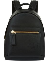 Tom Ford - Leather Buckley Backpack - Lyst