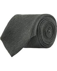 Harrods - Textured Wool Tie - Lyst