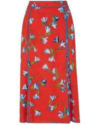 Rag & Bone - Hugofloral Print Skirt - Lyst
