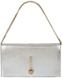 ESCADA - Leather Clutch Bag - Lyst