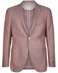 Corneliani - Cashmere And Silk Jacket - Lyst