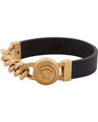 Versace - Medusa Bracelet - Lyst