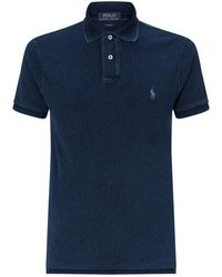 Polo Ralph Lauren - Weathered Polo Shirt - Lyst