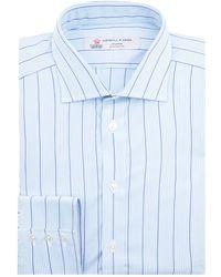 Turnbull & Asser - Bengal Stripe Shirt - Lyst