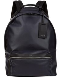 Sandro - Contrast Detail Backpack - Lyst