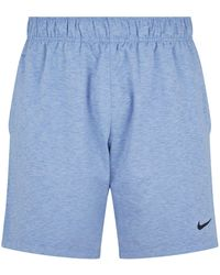 a14a8f67a7 Nike Camo Swim Shorts in Gray for Men - Lyst