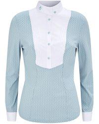 Cavalleria Toscana - Geometric Print Shirt - Lyst