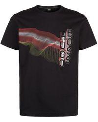 BOSS Green - 3d Logo T-shirt - Lyst