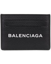 Balenciaga - Everyday Card Holder - Lyst