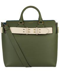Burberry - The Medium Leather Belt Bag - Lyst