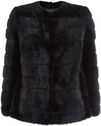 Harrods - Mink Jacket - Lyst